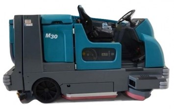 Tennant M30 Rider Floor Scrubber and Sweeper