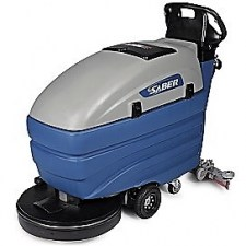 WINDSOR SABER SCX20T 20 INCH TRACTION DRIVE FLOOR SCRUBBER