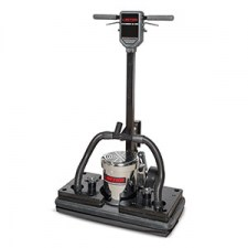 betco crewman 28 orb orbital styrip machine with weights