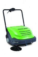ipc eagle smartvac 664e 32 inch floor sweeper battery operated 01