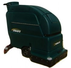 nobles speed scrub 2601 floor scrubber_burned