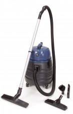 wet-dry-vacuum-p51 5 Gallon Wet Dry Vacuum with Tool Kit - Polyethylene Body