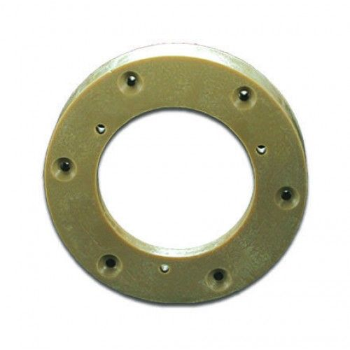 Malish 6 3/4'' with 4'' or 5'' Center Hole and 1 1/4'' Thick Riser