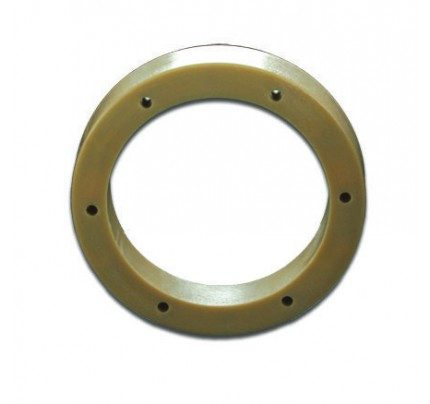 Malish 6 3/4'' with 5'' Center Hole and 1 1/4'' Thick Riser